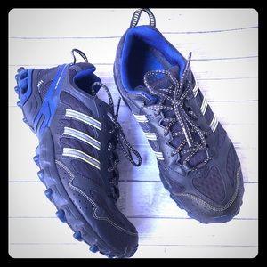 Adidas kanadia TR black blue 11